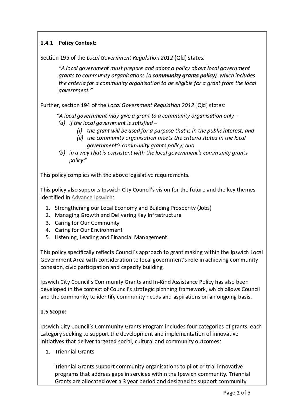Agenda Of Council Ordinary Meeting 28 January 2020